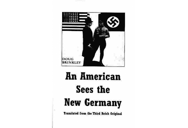 An American Sees the New Germany by Doug Brinkley