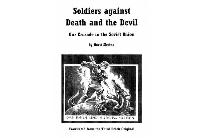 Solders Against Death and the Devil by Horst Slesina