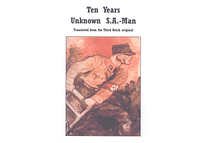 Ten Years Unknown S.A.-Man