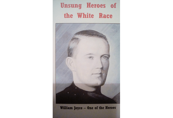 Unsung Heroes of the White Race by A. V. Schaerffenberg