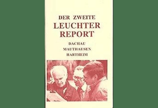 Der zweite Leuchter Report; Dachau, Mauthausen und Hartheim / Von Fred Leuchter Jr. (German Edition)