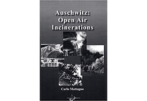 Aushwitz: Open Air Incinerations by Carlo Mattogno