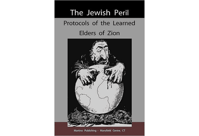 Prototcols of the Learned Elders of Zion