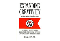 Expanding Creativity: An idea whose time has come by Ben Klassen