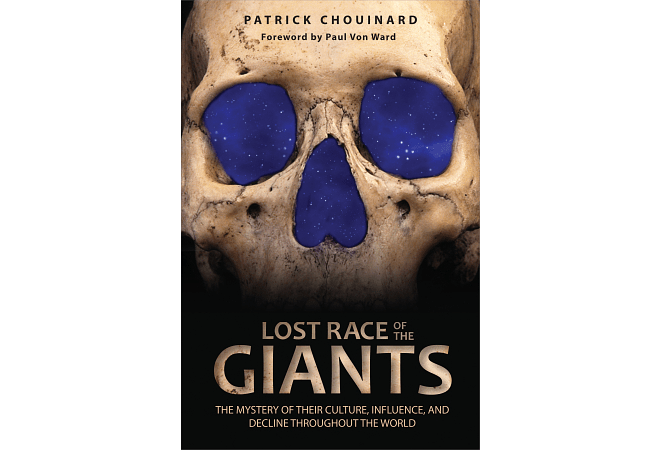 Lost Race of the Giants by Patrick Chouinard