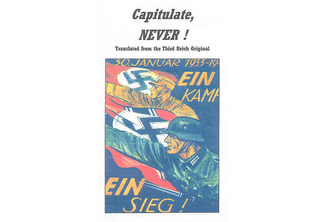 Capitulate Never!