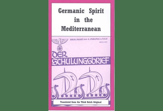 Germanic Spirit in the Mediterranean by Alfred Maderno