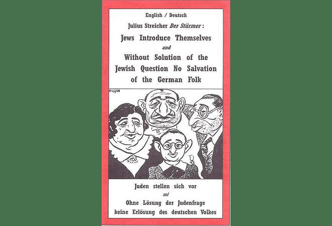 Jews Introduce Themselves by Julius Streicher