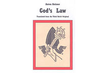 God's Law by Anton Holzner