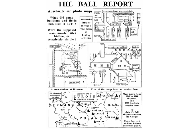 The Ball Report by John C. Ball