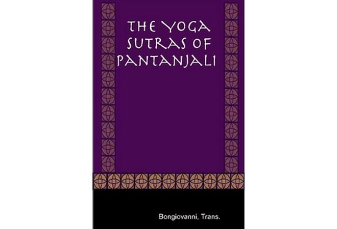 The Yoga Sutras of Pantanjali