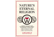 Nature's Eternal Religion by Ben Klassen (Second Printing)