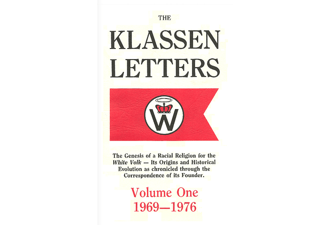 The Klassen Letters: Volume One 1969-1976