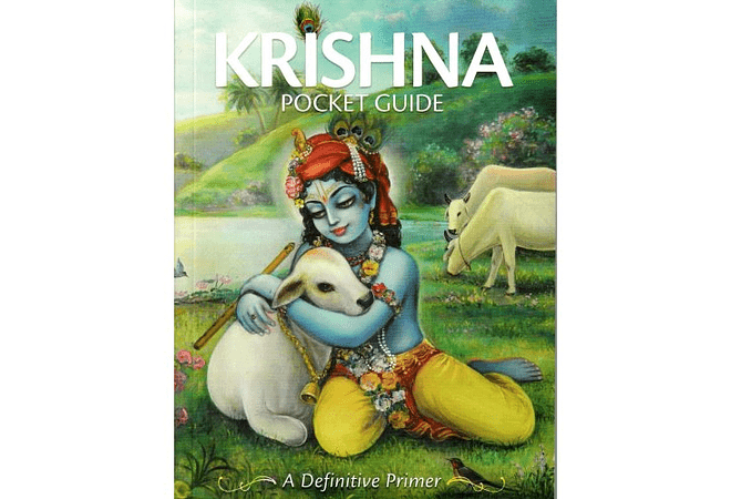 Krishna Pocket Guide: A Definitive Primer by Bhakta Vijai