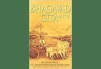 Bhagavad Gita: As It Is by A.C. Bhaktivedanta Swami Prabhupada (Hardcover)