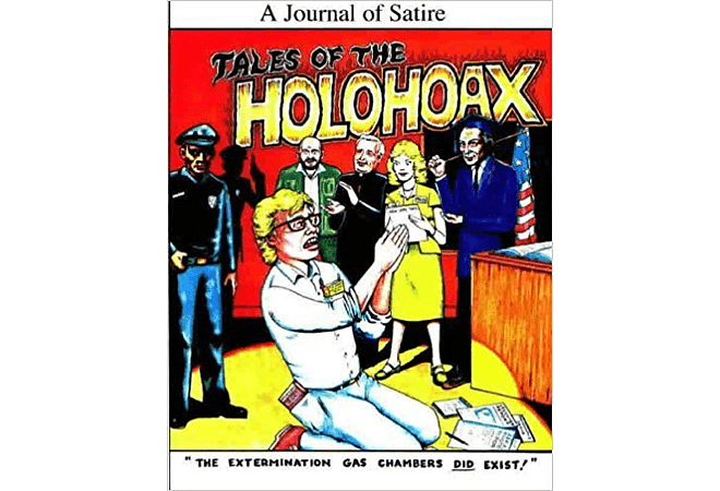 Tales of the Holohoax: A Journal of Satire