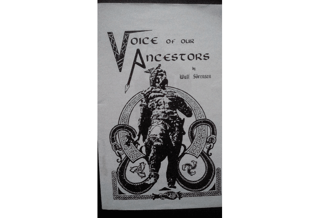 Voices of Our Ancestors by Wulf Sorensen