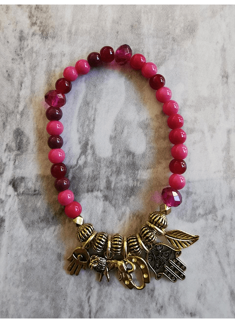 pulseras amuletos berries