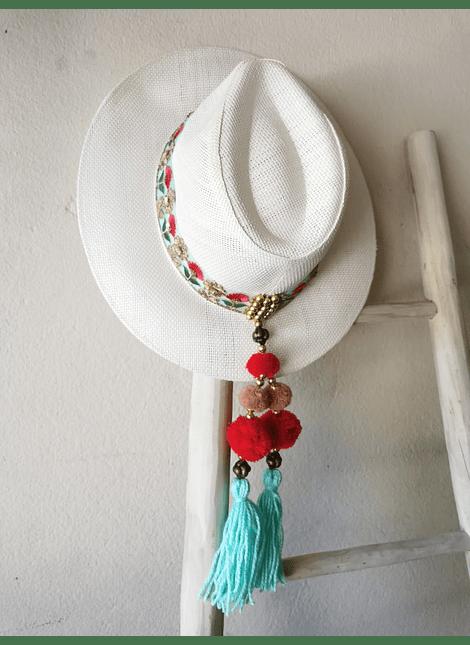 sombrero white gardenia