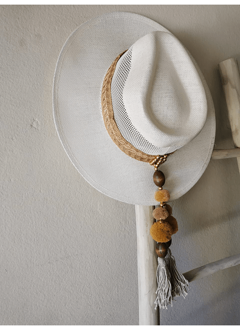sombrero golden ocre