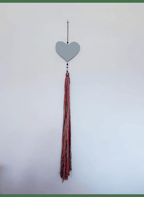 colgante mega XL corazon cuzco