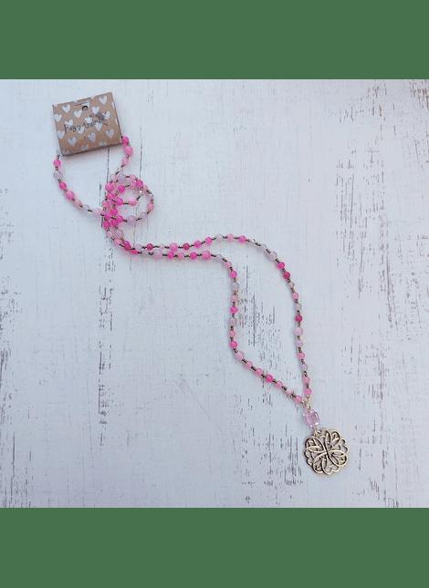 collar mix rosado