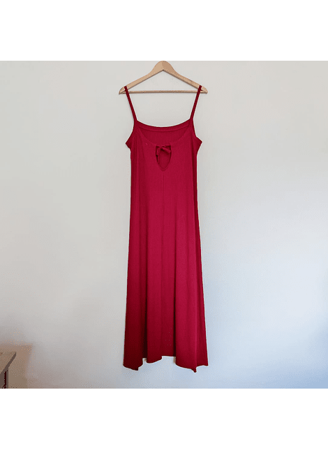 vestidos nudo espalda