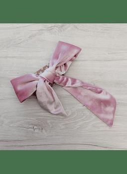 pinches cinta rosa plush