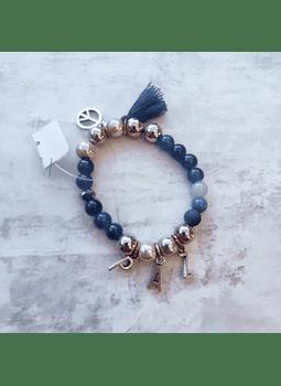 FALLADO pulsera amor azul paz