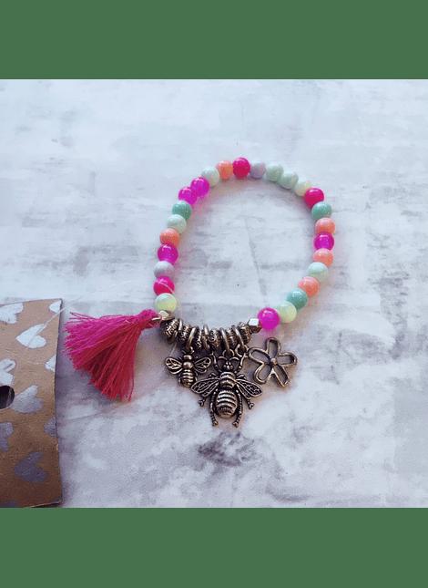 FALLADO pulsera basica multicolor