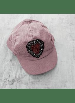 boina heart chanel