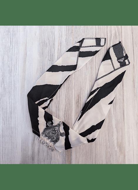 Bandana de la india zebra grant