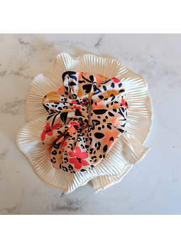 Moño meduza hawai crema