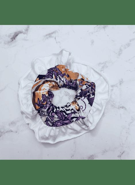 moños salma blanco