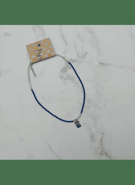 Collar mostacilla love