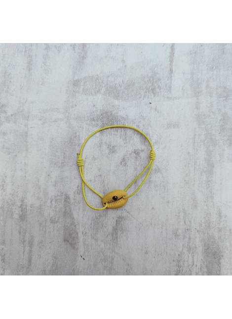 Pulsera verano yellow