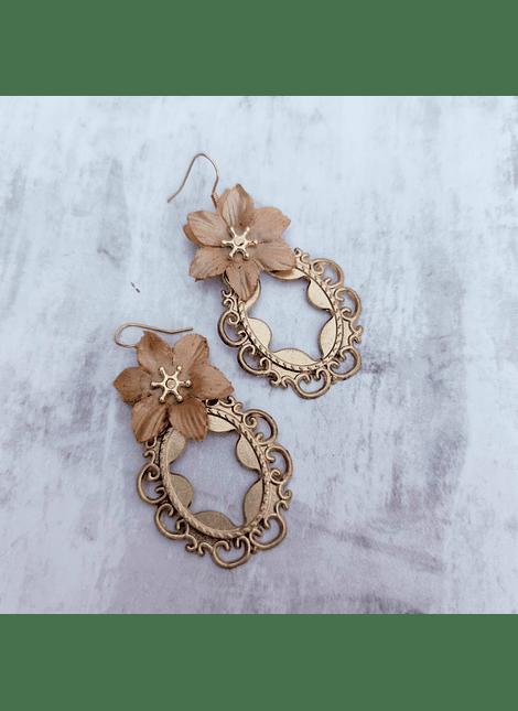 Aros primavera nude espejo
