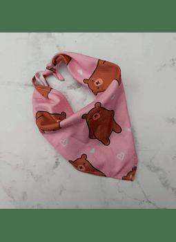 Bandana mascotas teddy