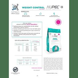 Weight Control Razas Pequeñas