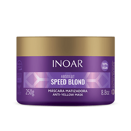 Máscara Absolut Speed Blond 250grs
