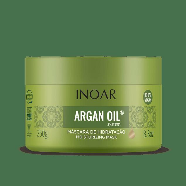 Máscara Argan Oil 250grs.