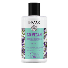Acondicionador Go Vegan Anti Frizz