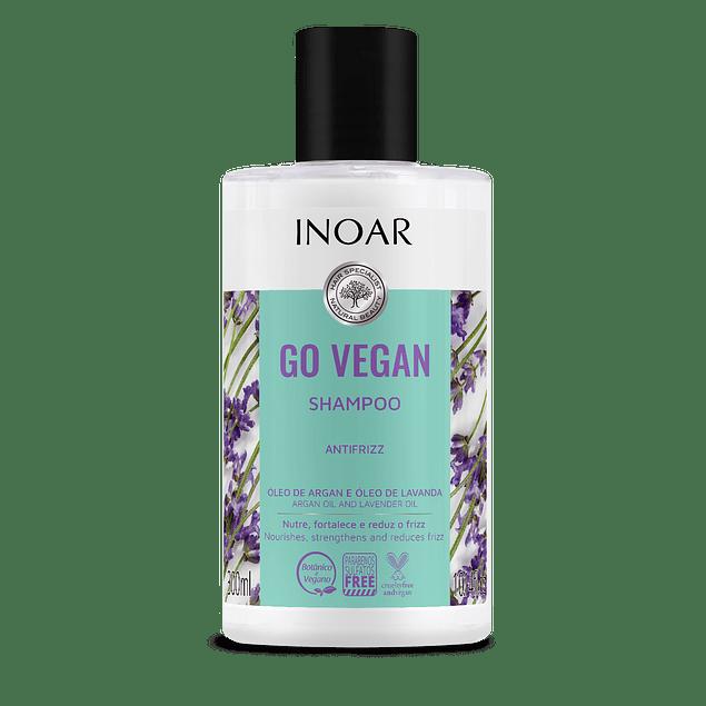 Shampoo Go Vegan Anti Frizz