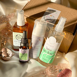 Box Navideña Skin Care Anti Acné
