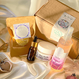 Box Navideña Skin Care
