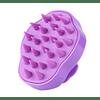 Masajeador para lavar el cabello - Lila