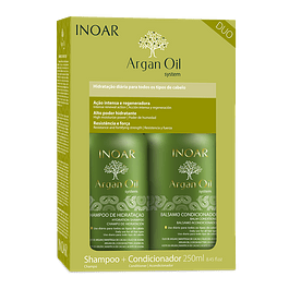 Dúo Argan Oil System 250ml