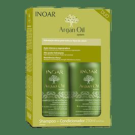 Dúo Argan Oil System 250ml
