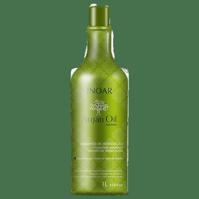 Shampoo Argan Oil System Litro