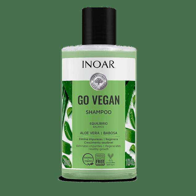 Shampoo Go Vegan Equilibrio